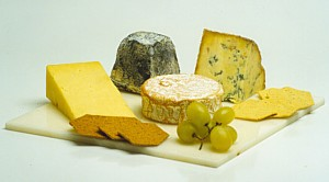 Photograph of the Classic cheeseboard